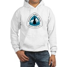 Pacific Crest Trail, California Hoodie Sweatshirt