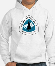 Pacific Crest Trail, California Hoodie Sweatshirt