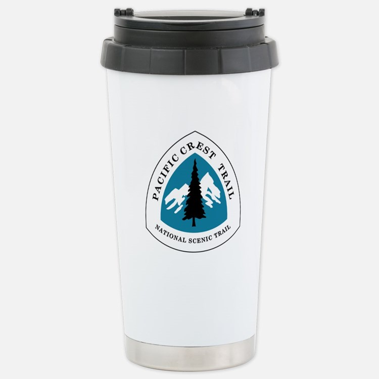 Pacific Crest Trail, Ca Travel Mug