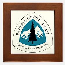 Pacific Crest Trail, California Framed Tile