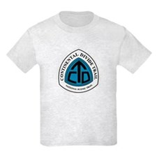 Continental Divide Trail, Color T-Shirt