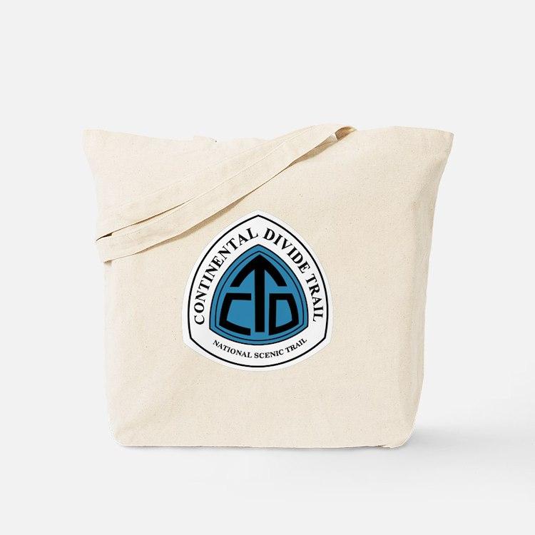 Continental Divide Trail, Colorado Tote Bag