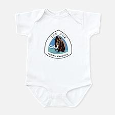 Ice Age Trail, Wisconsin Infant Bodysuit