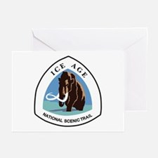 Ice Age Trail, Wisconsin Greeting Cards (Pk of 10)