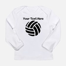 Volleyball Long Sleeve T-Shirt