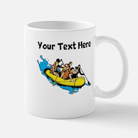 White Water Rafting Mugs