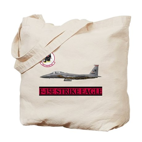 494 Fighter SQ Tote Bag