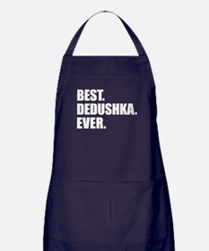 Best. Dedushka. Ever. Apron (dark)