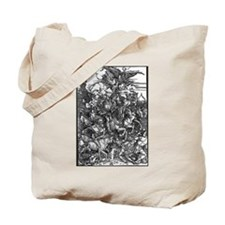 Four Horsemen of the Apocalypse Tote Bag