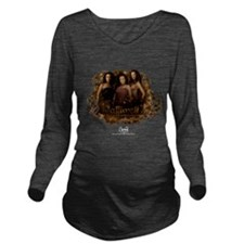 Charmed: Halliwell S Long Sleeve Maternity T-Shirt