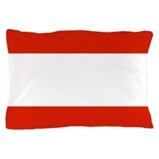 Flag of Austria Pillow Case