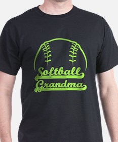 SOFTBALL GRANDMA T-Shirt