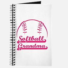 SOFTBALL GRANDMA Journal