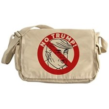 No Trump Messenger Bag