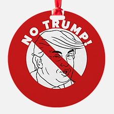No Trump Ornament