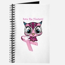 Breast Cancer Owl Journal
