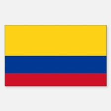 Falg of Colombia Decal