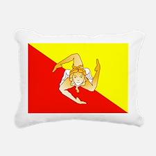 Sicily Rectangular Canvas Pillow