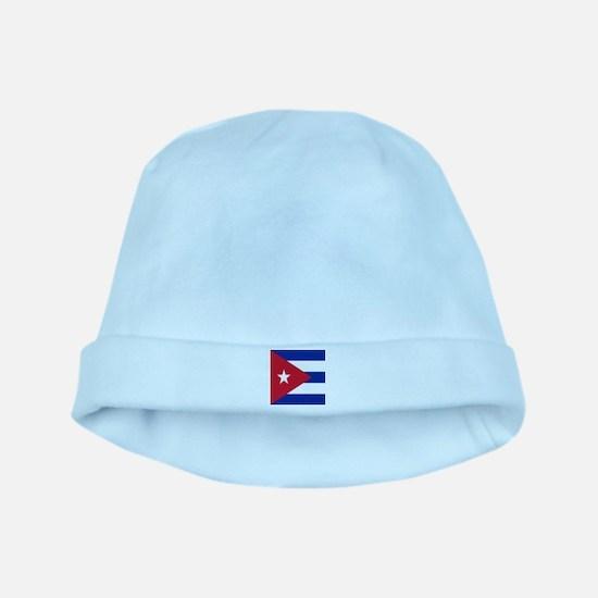 cuban flag baby hat