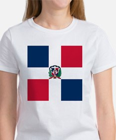 Dominican Republic Women's T-Shirt
