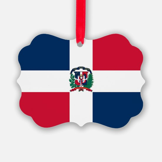 Dominican Republic Ornament
