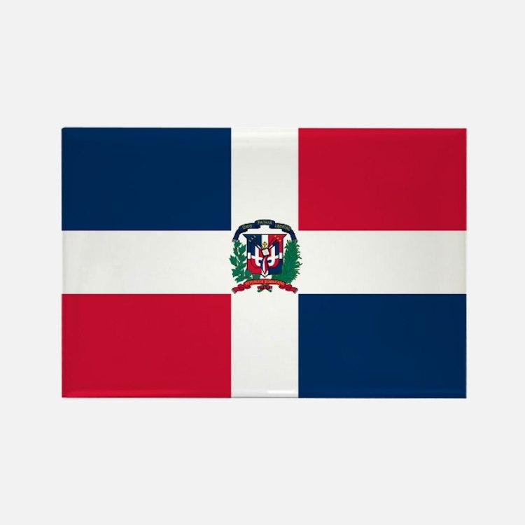 Dominican Republic Magnets