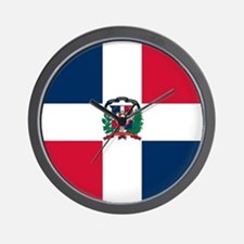 Dominican Republic Wall Clock