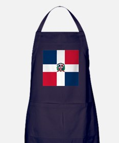 Dominican Republic Apron (dark)