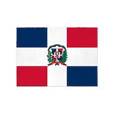 Dominican Republic 5'x7'Area Rug