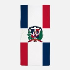 Dominican Republic Beach Towel