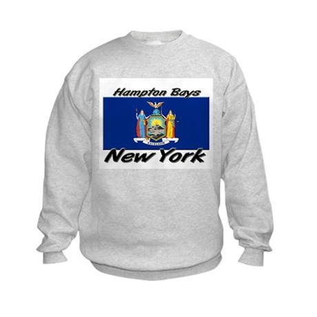 Hampton Bays New York Kids Sweatshirt