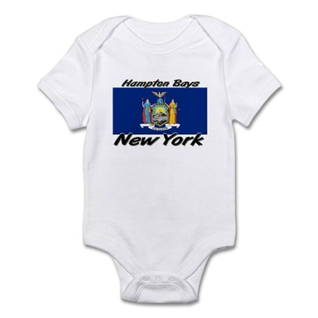 Hampton Bays New York Infant Bodysuit