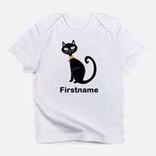 Black Cat (p) Infant T-Shirt