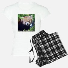 Love Red Pandas pajamas
