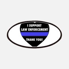 I Support Law Enforcement Patch