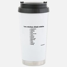 Funny Staffs Travel Mug