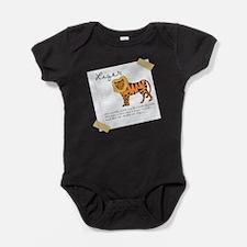 Cute Uncle rico Baby Bodysuit