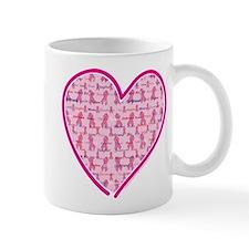 Cancer-Heart.png Mugs