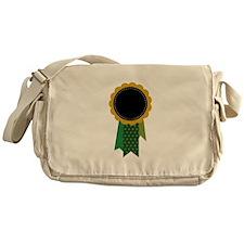 Award Ribbon Messenger Bag