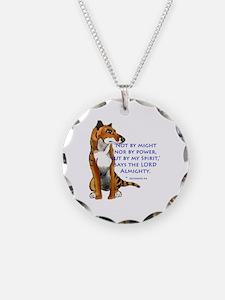 But by my Spirit Thylacine Necklace