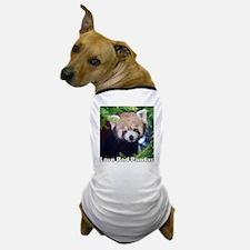 Love Red Pandas Dog T-Shirt