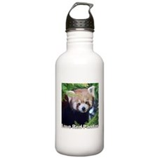 Love Red Pandas Water Bottle