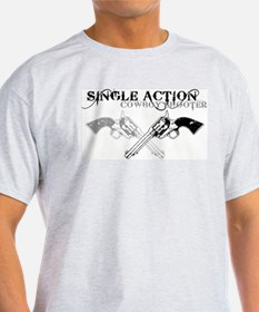Light Single Action Shooter 2 T-Shirt