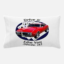Classic Pontiac Firebird Pillow Case