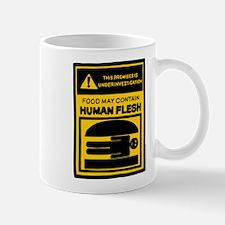 Bob's Burgers Human Flesh Mug