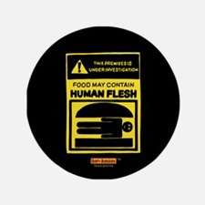 Bob's Burgers Human Flesh Button