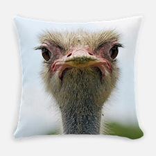 Ostrich Everyday Pillow