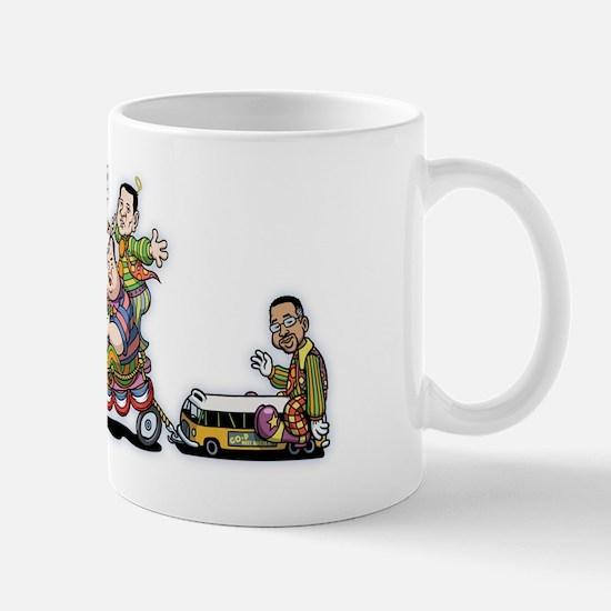 GOP Clown Car 10-'15 Mug