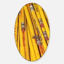 Pencils Decal