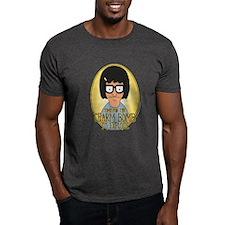 Bob's Burgers Tina Charm Bomb T-Shirt